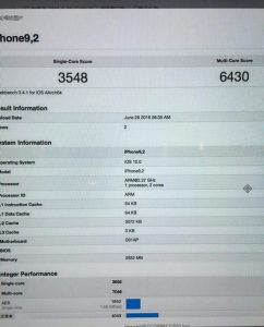 iPhone 7 Plus performans
