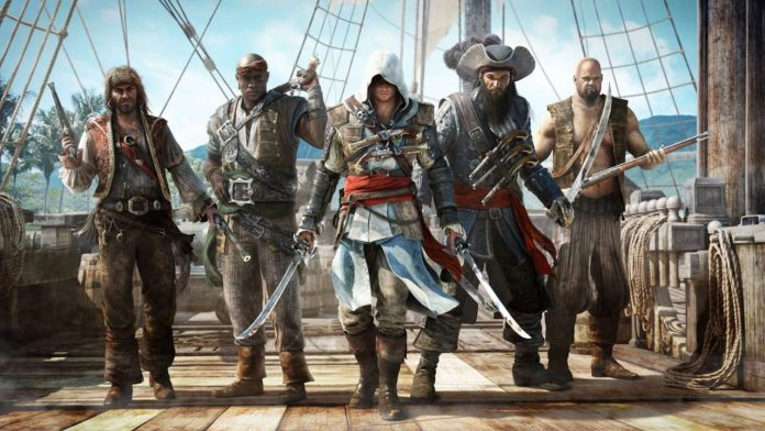 Assassin's Creed IV: için Black Flag ve Rogue